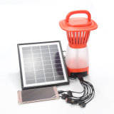 Portable Solar Mosquito Repellent with Light and Mobile Phone Charger