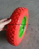 350-8 Solid Rubber PU Foam Wheel