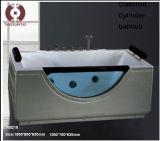 Fashion Bathroom Acrylic Massagechinese Bathtub (KB215)