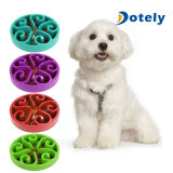 Puppy Dog Slow Down Eating Feeder Dish Pet Cat Animal Feeding Food Bowl