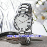 Watch with Unisex Business Alloy Wrist Watches (WY-025C)