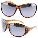 High Quality Designer Mirror Fashion Polarized Promotion Sunglasses (91029)