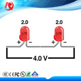 Popular High Quality Warm White High Brightness Water Clear LED