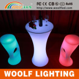Club Modern LED Light Illuminated Bar Stool