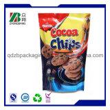 Moisture Proof Plastic Ziplock Bags for Packaging Dried Fruit