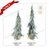 H40cm-50cm Mini Holiday Christmas Outdoor Decoration PE Home Decoration