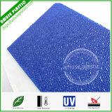 Hot Sale Sabic Decorative Material Raindrop Polycarbonate PC Embossed Panel