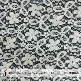 Cotton Dress Lace Fabric (M3065)