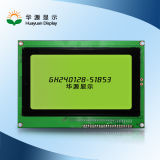 "5.1"" Stn Graphic LCD Module with Black Display Color"