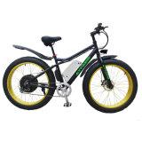 "26"" Non-Folding Big Type Mountain Electric Dirt Bike Sale for Adults"