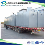Underground Sewage Treatment Plant, for Hospital Water Treatment