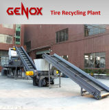 Truck Tire and Car Tire Recycling Plant