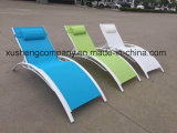 Daybed Indoor Outdoor Furniture Aluminum Lounger Lying Bed