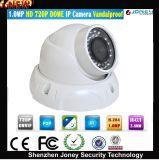 Vandalproof IR 1.0MP HD 720p Plug and Play Dome IP Camera