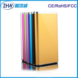 Slim Colourful Phone Accessories 5000mAh Power Bank