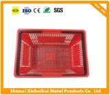 Shopping Basket with New Plastic