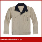 Factory Custom Design New Good Quality Safety Working Apparel (W117)