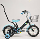 Popular BMX Bicycle Convenient Kids Bike with Pushing Pole (FP-KDB-17057)