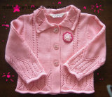 Baby Girls Sweet Cardigan - True Knitted
