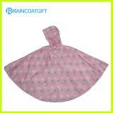 High Quality Nylon PU Children′s Raincoat Rvc-119A