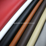 Automotive Real Microfiber PU Leather for Car Seat (HS034#)