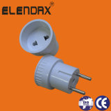 European Style 2 Round Pin AC Power Adaptor (P8031)