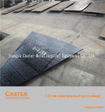 Direct Factory Produce High Chromium Carbide Overlay Hardfacing Plate