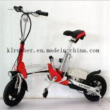 Folding Transformer E-Bike 16inch with Shimano 3 Gears