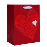 Big Heart Always Love You Valentine Paper Bags