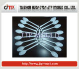 16 Cavities Plastic Ice Cream Spoon Injection Mould