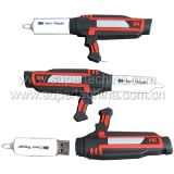 Silicone Glue Gun Shaped USB Flash Drive (S1A-6211C)