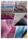 Polyester Nylon Chemical Woven Dyed Fabric with Printed for Garment Fabric