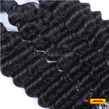 Kinky Curly Hair Natural Color Virgin 100% Human Hair Extensions