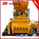 Js500 Mini Electric Self Loading Concrete Mixer for Sale