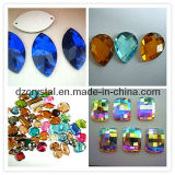 Fashion Glass Flat Back Bead