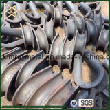 Electro Galvanized DIN6899b Type Wire Rope Thimble