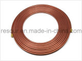 Copper Tube, Pancake Coils Copper Pipe (Length 15m/25m Per Scroll)
