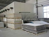 High Density Fireproof Fiber Cement Board for Exterior Wall Cladding