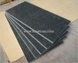 Natural Dark Honed G654 Grey Granite Stone Tiles