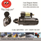 Muli-Cylinder Agricultural Vehicles Use New Starter (QD139D2)