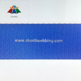High Quality Imitation Nylon Webbing with Twill Grain, Blue