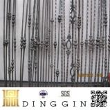 Wrought Iron Railing Parts Baluster with One Baskets