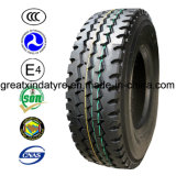 Doupro Tyre Tube & Tubeless Tyre with Best Price (10.00r20, 385/65r22.5)