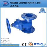 DIN3352 F4 Ductile Iron Gate Valve with Brass Stem Nut with High Quaility