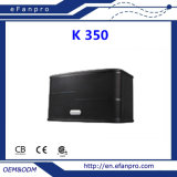 The King of Quantity (K350) Singing Room Single 8 Inch Audio Karaoke Professional Speaker