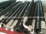 Super Flexible Hydraulic Rubber Oil Hose Assembly