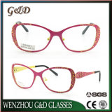 Fashion Popular Acetate Glasses Optical Frames Eyeglass Eyewear