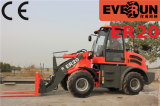 Everun New CE Certificated 2.0 Ton Small Wheel Loader