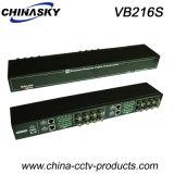 16CH Multiple Passive CCTV UTP Video Balun (VB216S)