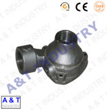 OEM Precision Casting Water Pump Cover Steel Investment Casting